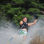 Tom Waterskiing 021