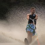 Tom Waterskiing 041