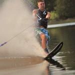 Tom Waterskiing 045