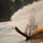 Tom Waterskiing 047