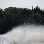 Tom Waterskiing 053