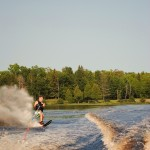Tom Waterskiing 059