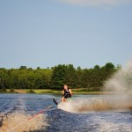 Tom Waterskiing 061