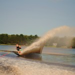 Tom Waterskiing 066