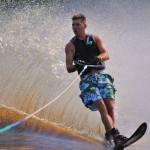 Tom Waterskiing 074