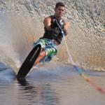 Tom Waterskiing 076
